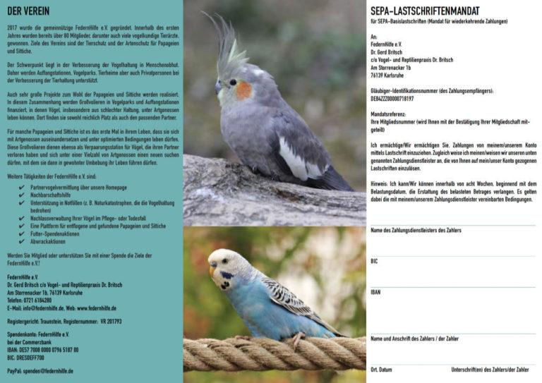 Papageien partnervermittlung bayern